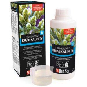 reef foundation alkalinity