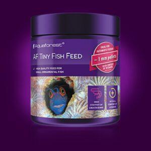tiny fish feed aquaforest