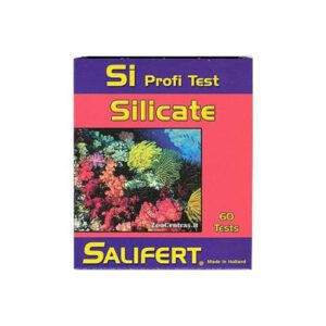 test silicatos salifert