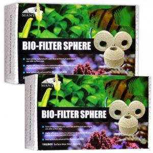 mantis bio filter spheres