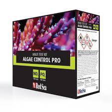 Alga Control Multi Test