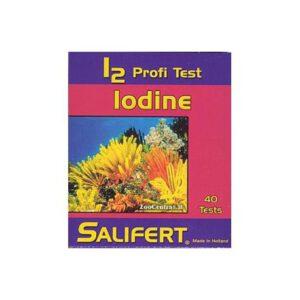 test yodo salifert