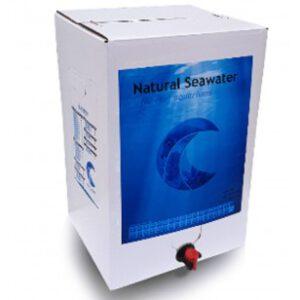 natural seawater