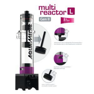Multi reactor AquaMedic